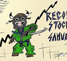 Record Stock Samurai Comique by Binary-Options