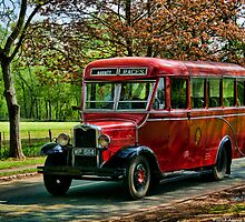 1934 Commer Centaur by David J Knight
