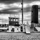Yelta : The Old Port Adelaide Tug Boat. by Nick Egglington