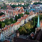 Gdansk, Poland. by FER737NG
