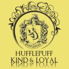 HUFFLEPUFF - Kind & Loyal by LovelyOwls