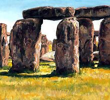 May 6, 2013 Stonehenge by Cameron Hampton