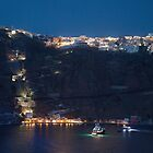 Santorini @ night (plsse enlarge!!) by John44
