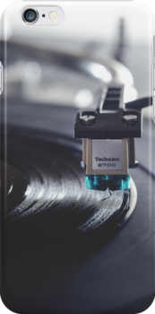 TECHNICS 270C / iPhone by Thierry Vincent