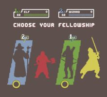 Choose Your Fellowship Kids Clothes