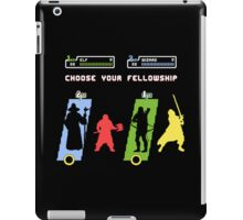 Choose Your Fellowship iPad Case/Skin
