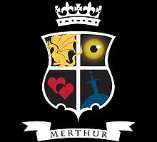Merthur Coat of Arms by JudithzzYuko
