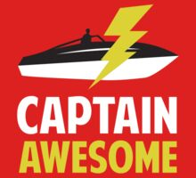 Captain Awesome by BrightDesign