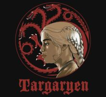 House Targaryen by philtomato