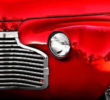 Mr. Kiddlehopper - Classic Car by Doreen Erhardt