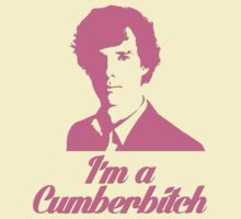 I'm a Cumberbitch by inesbot