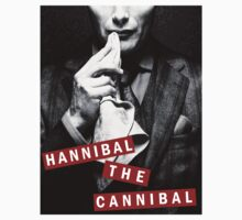 Hannibal The Cannibal by heymichi