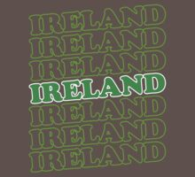 Ireland St Patricks Day by CarbonClothing