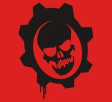 GEARS OF WAR: Graff Style Black by KERZILLA