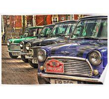 Lincoln Big Mini Day Poster
