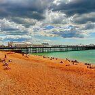 Brighton Pier by Jonathan Cox