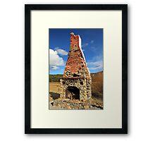 The Chimney Framed Print