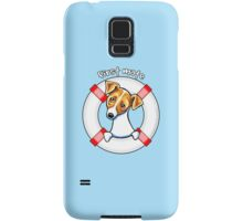 Jack Russell :: First Mate Samsung Galaxy Case/Skin