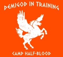 Demigod In Training by KDGrafx