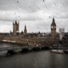 Rainy London by Chelsea DeBonis