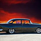 1955 Chevrolet Coupe V by DaveKoontz