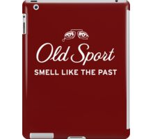 Old Sport iPad Case/Skin