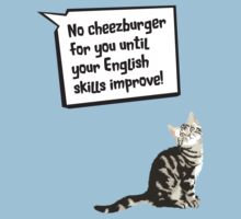 Cheezburger by Matt Mawson