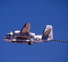 Grumman Tracker @ RAN Nowra Airshow, Australia 1997 by muz2142