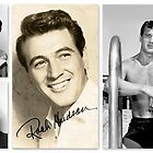 In memory of Rock Hudson by ©The Creative Minds