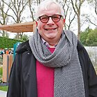 Christopher Biggins at the RHS Chelsea Flower Show 2013 by Keith Larby