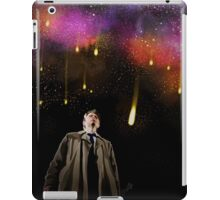 The angels are Falling iPad Case/Skin