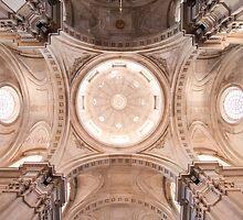 Igreja da Memória.  by terezadelpilar~ art & architecture