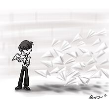 Fly My Paper by Ma Yiying