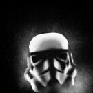 Stormtrooper iphone by Mike Taylor