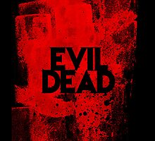 Evil Dead iphone by Mike Taylor