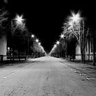 Empty Street by James Merryweather
