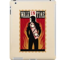 Walk in Time  iPad Case/Skin