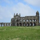 Whitby abbey by Eleanor11