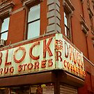Block Drug Stores by MatMartin
