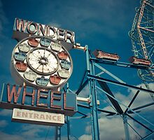 Wonder Wheel by MatMartin