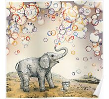 Bubble dreams Poster