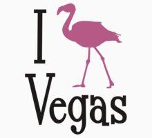 I Love Vegas by divebargraphics