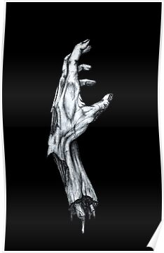Zombie Hand by Anthony McCracken