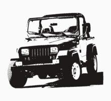 1987 Jeep Wrangler by garts