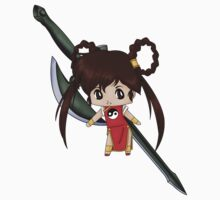 Chibi Devil Hunter Yohko alt by artwaste