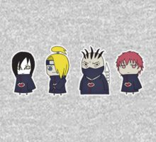【2000+ views】NARUTO: AKATSUKI II by Ruo7in