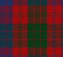 10020 Ross Clan/Family Tartan Fabric Print Ipad Case by Detnecs2013