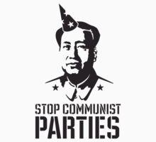 Stop communist parties Kids Clothes