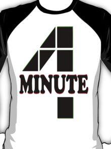 ㋡♥♫Hot Fabulous K-Pop Girl Group-4Minute Clothing & Stickers♪♥㋡ T-Shirt