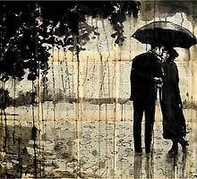 rainy day rendezvous by Loui  Jover
